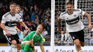 Gol düellosu Fulham'ın!