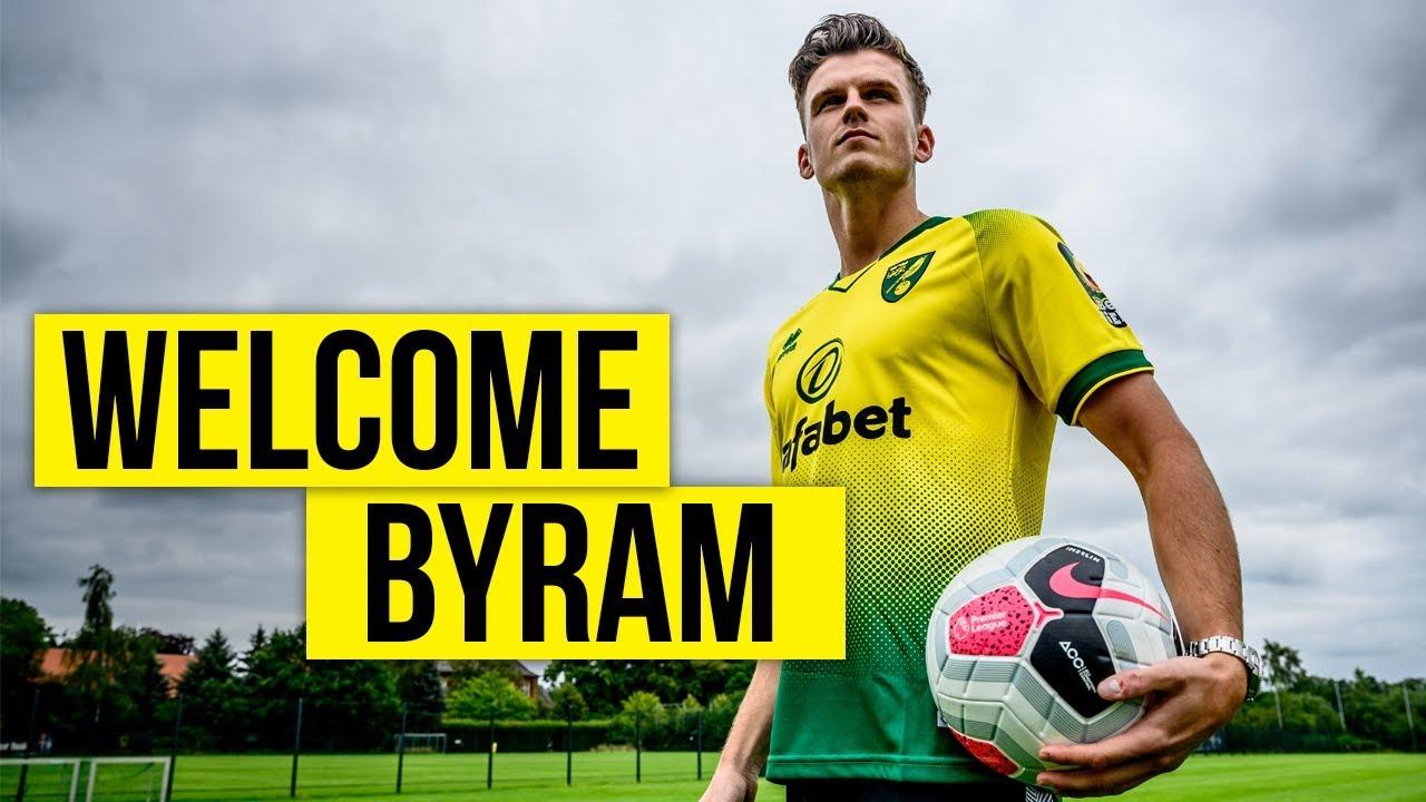 Sam Byram Norwich'e katıldı
