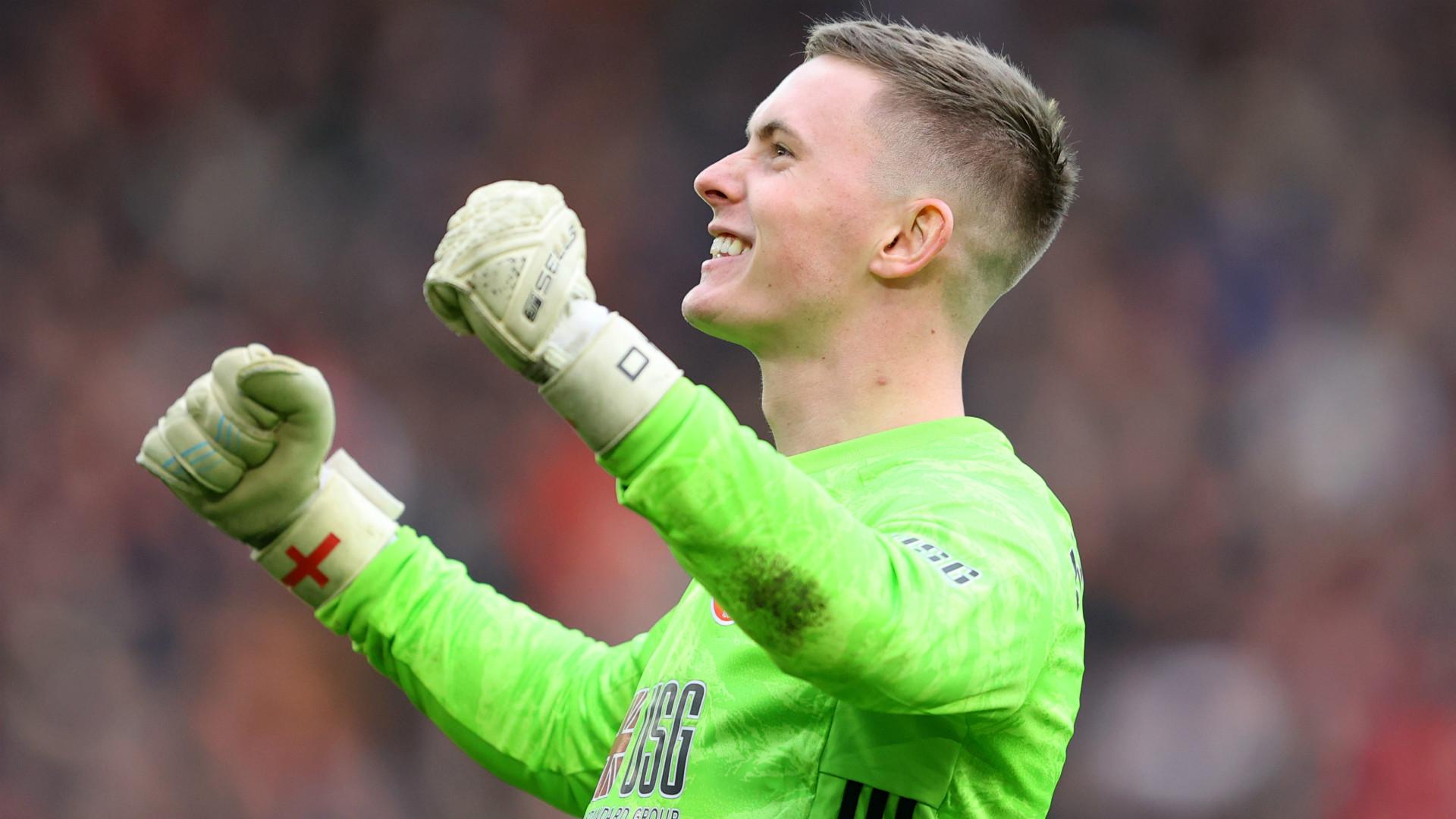 Manchester United, Dean Henderson'ın geleceğini değerlendiriyor