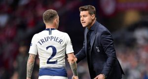 """Trippier, """"Tottenham'dan ayrıldığımdan beri Pochettino ile konuşmadım"""""""