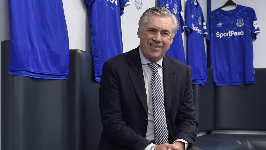 """Ancelotti, """"Umarım Everton yakında şampiyonluk yarışında olur"""""""