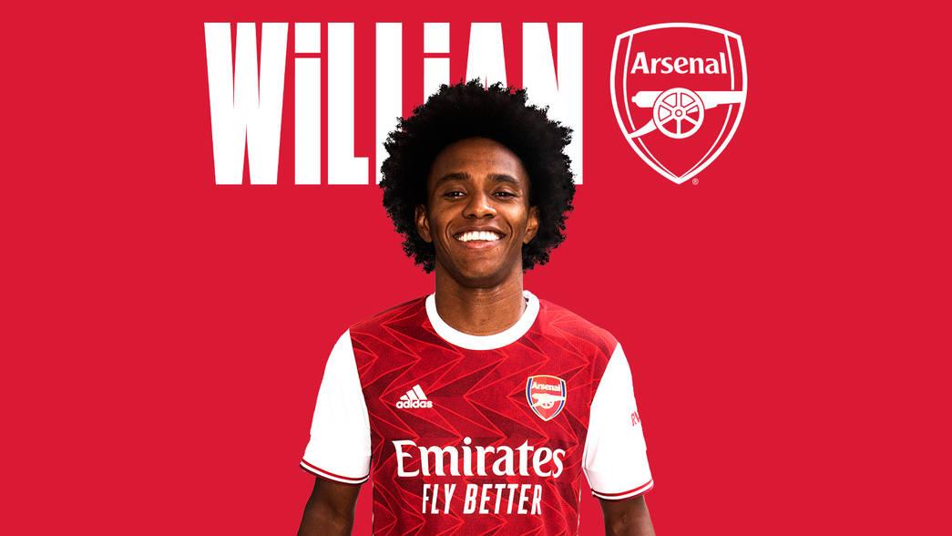 Willian transferi tamamlandı!