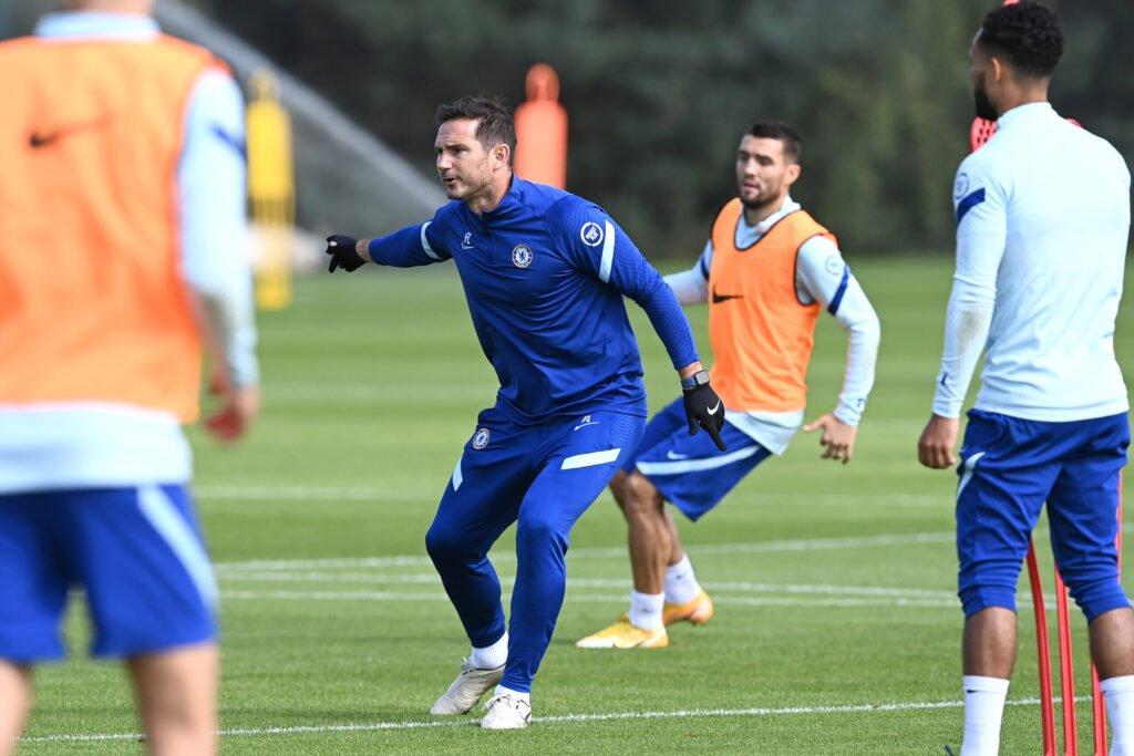 """Lampard, """"United ile karşılaşmak büyük maç hissi yaratıyor"""""""