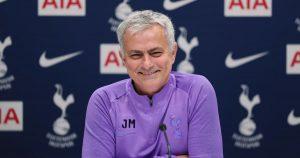 """Mourinho, """"Artık farklı bir kimliğimiz var"""""""