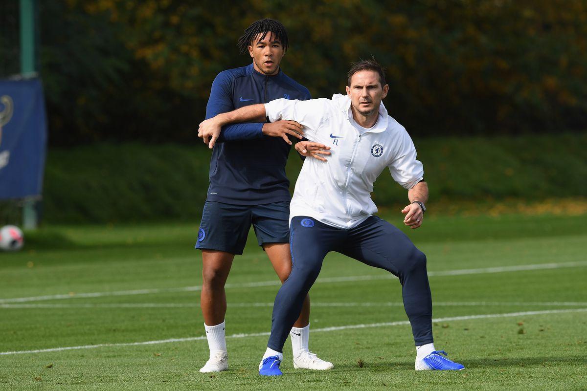 """Lampard, """"Tarafların formda oluşu maça heyecan getirecek"""""""