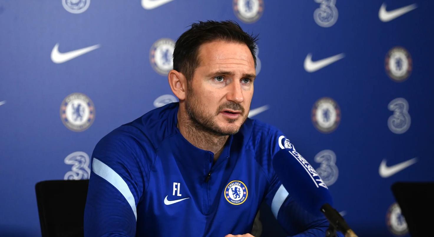 Lampard düzenlediği basın toplantısında birçok konuya değindi!