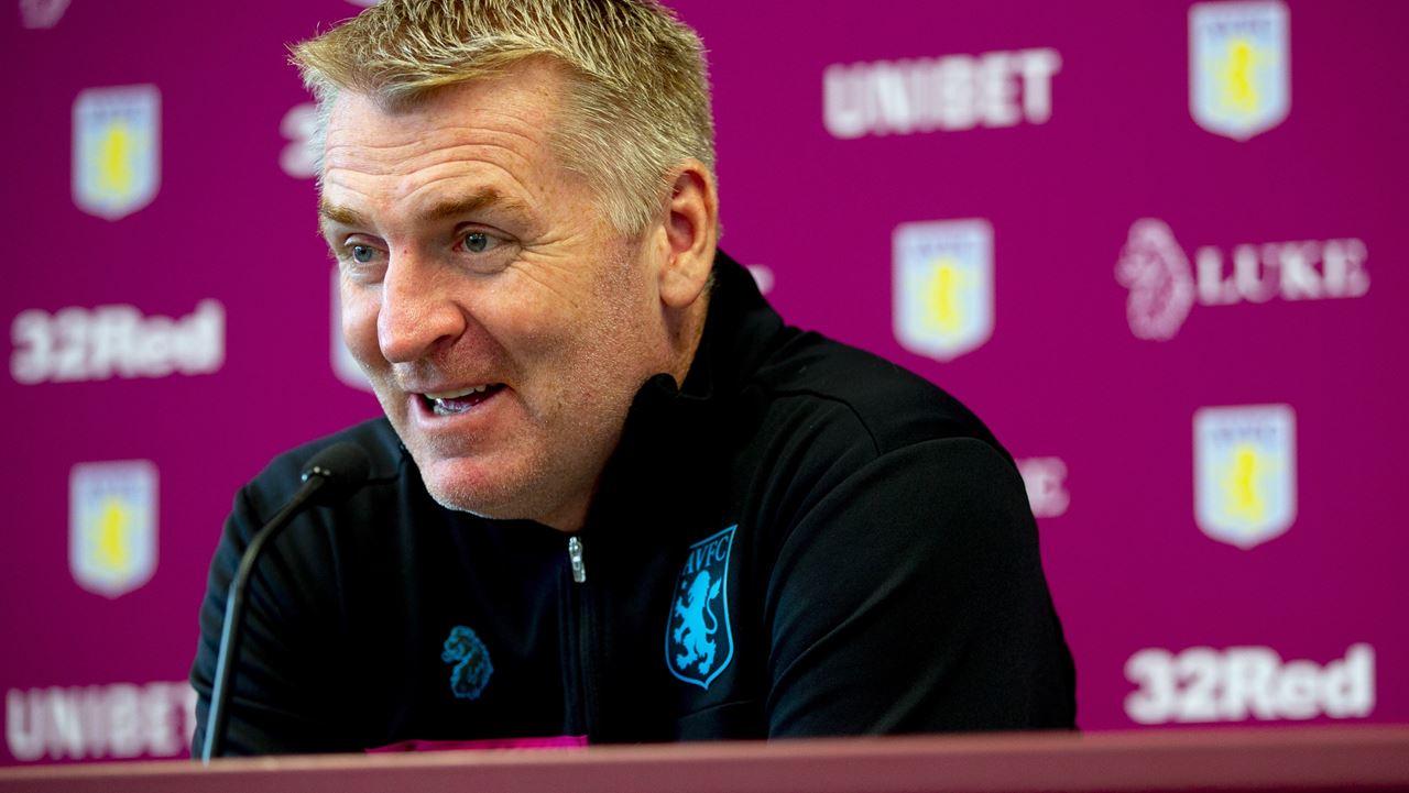 Villa patronu Dean Smith, takımını ve gündemi değerlendirdi!