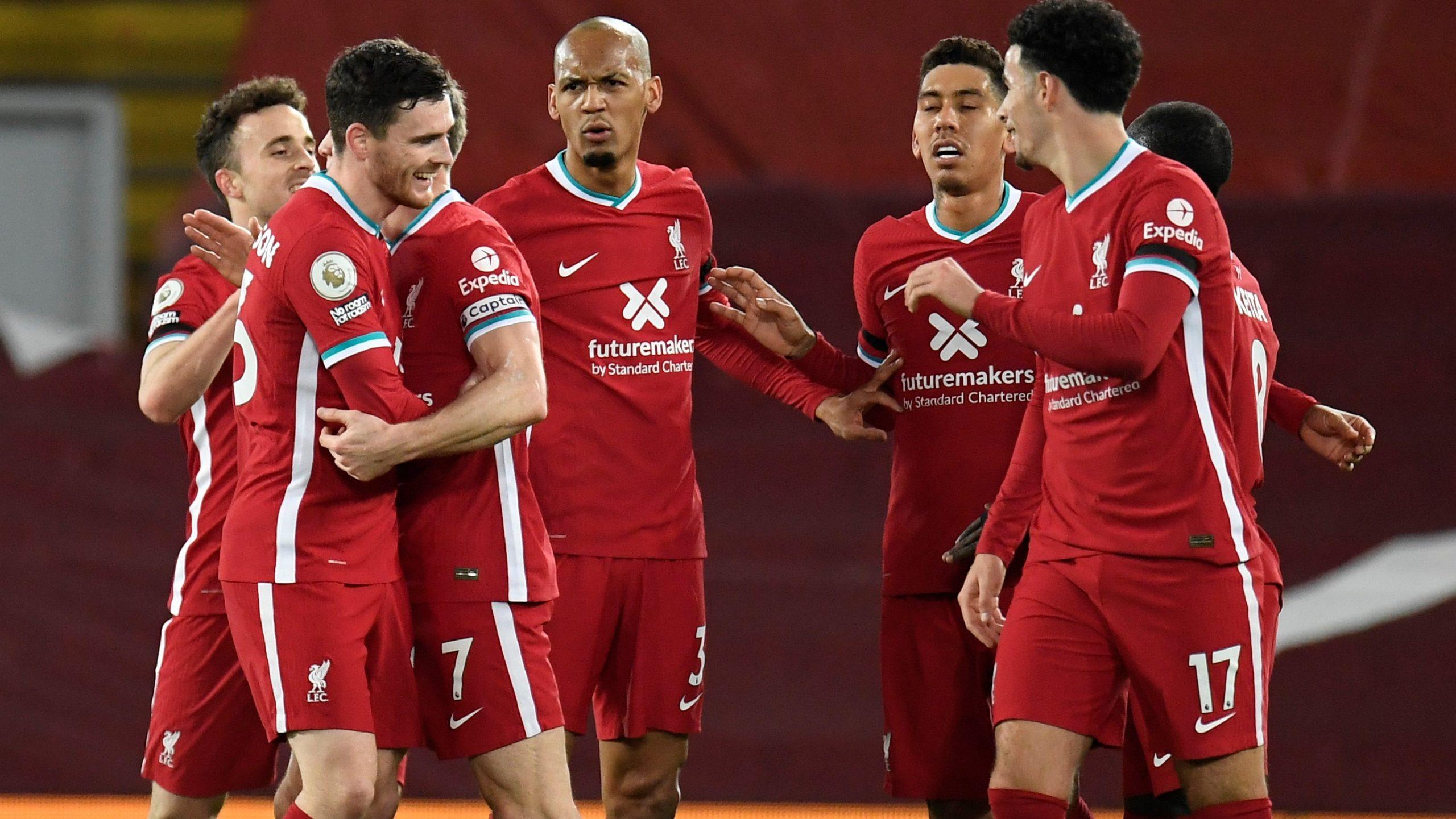 Jamie Carragher ve Eddie Howe, Liverpool savunmasını inceledi