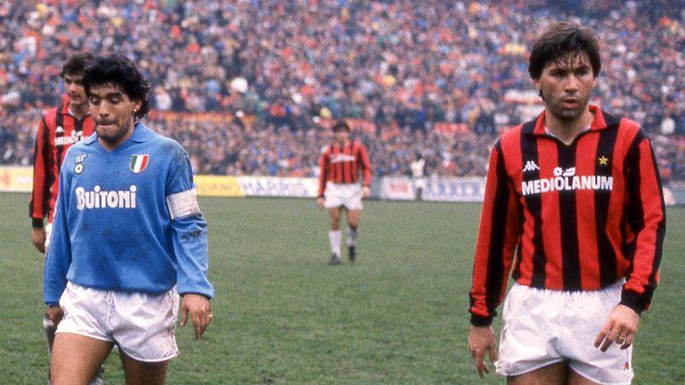 """Ancelotti, """"Onunla savaşmamıza rağmen tarih yazdı!"""""""