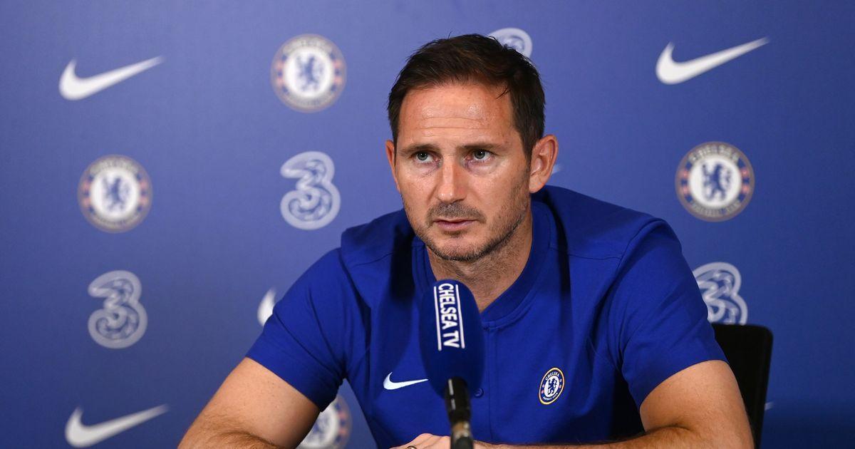 Lampard en iyi Arsenal'e göre plan yapıyor!
