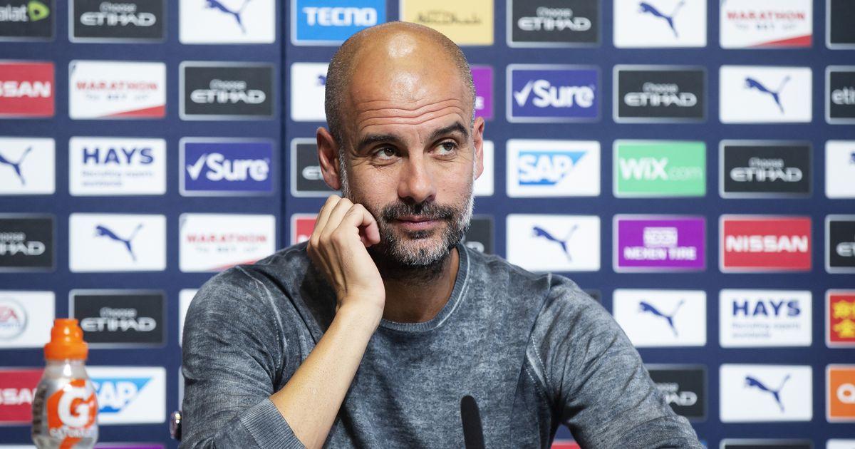 """Guardiola, """"Agüero için kararı yarın vereceğiz"""""""