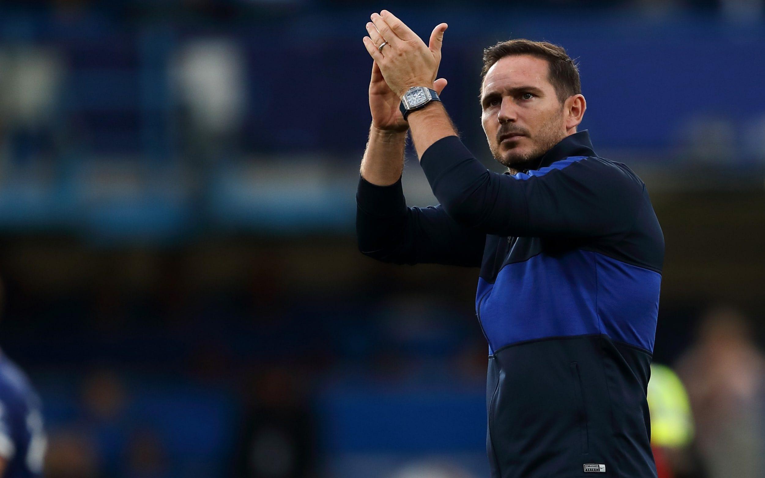 Lampard için hikayenin sonu geldi!
