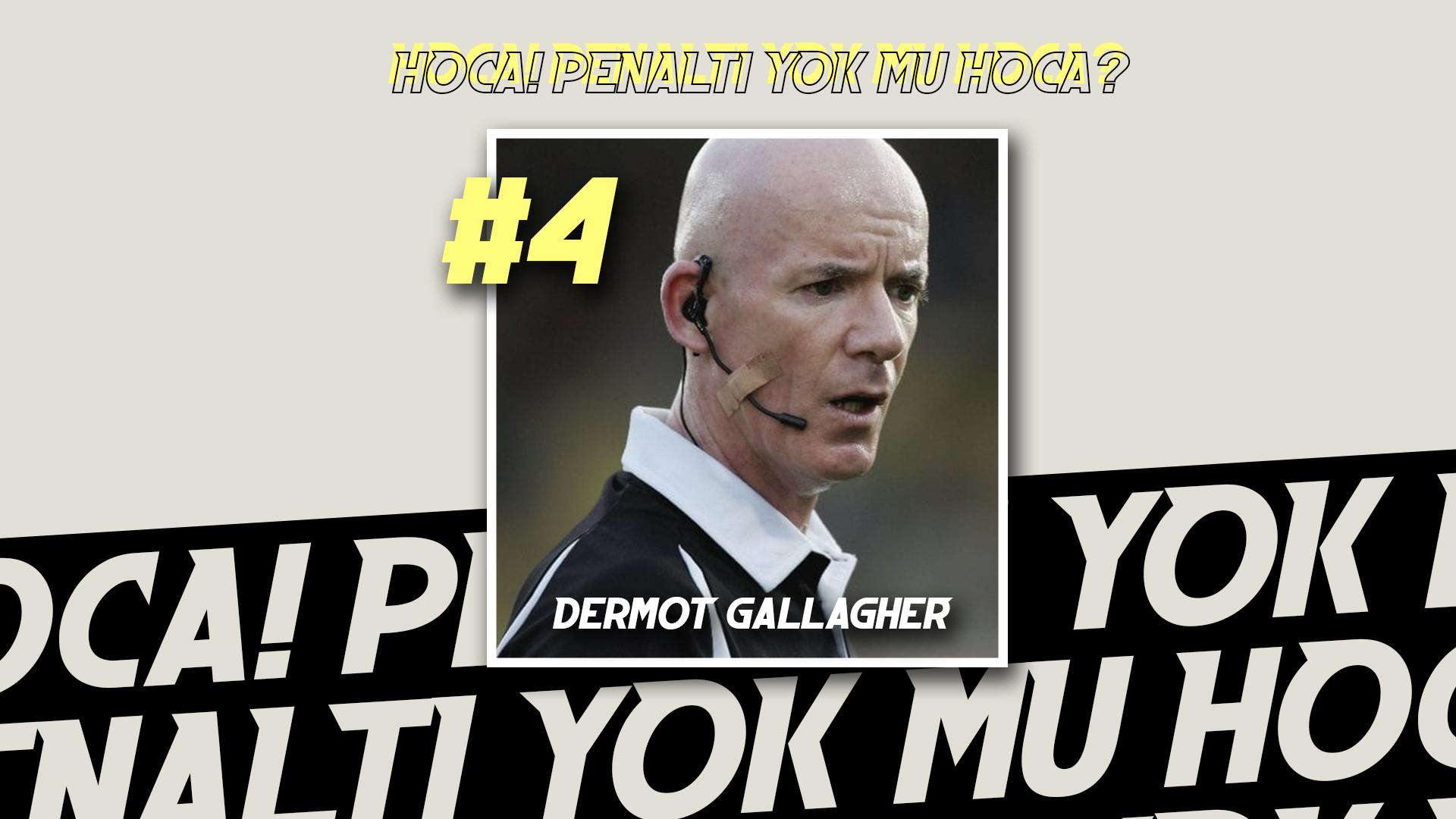 Dermot Gallagher