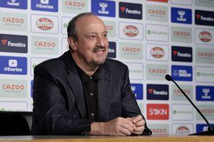 """Benitez: """"Takımın zihniyeti ve karakteri var"""""""