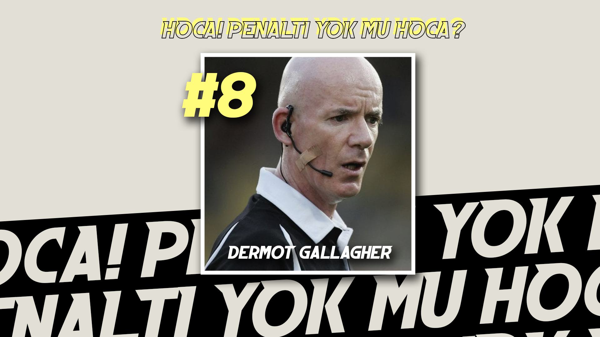 Hoca! Penaltı yok mu hoca? #8